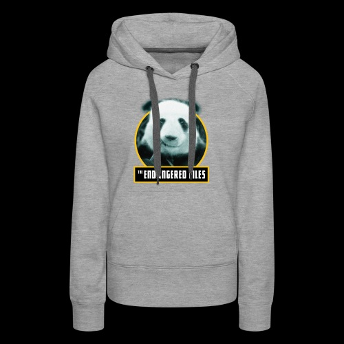 THE ENDANGERED FILES - Women's Premium Hoodie