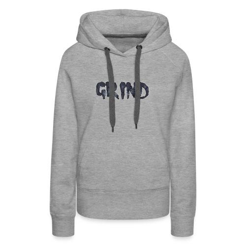 GRIND - Women's Premium Hoodie