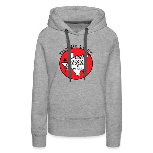 KFAN Logo T-Shirt - Women's Premium Hoodie