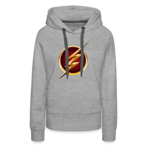 The Flash T-Shirt - Women's Premium Hoodie