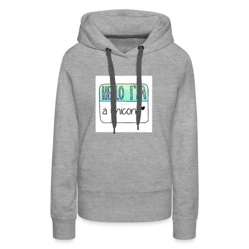 flat u4 - Women's Premium Hoodie