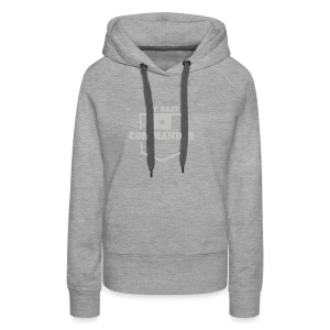 Off Base Commander - Women's Premium Hoodie