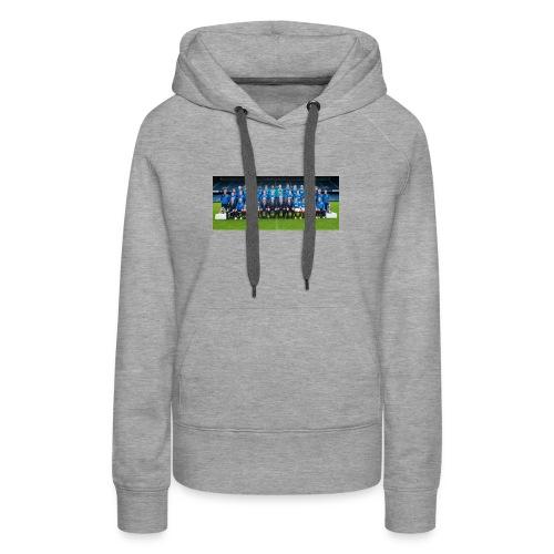 RangersFC - Women's Premium Hoodie
