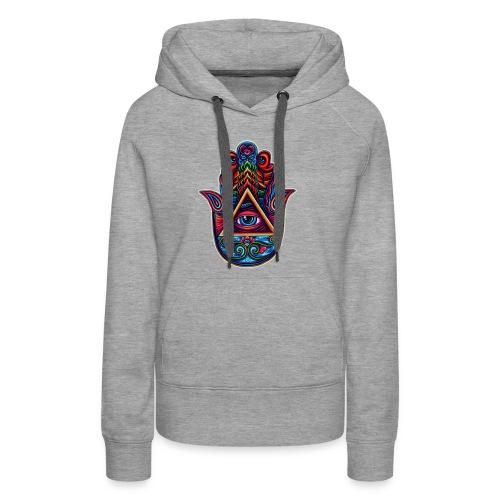 hamsa - Women's Premium Hoodie