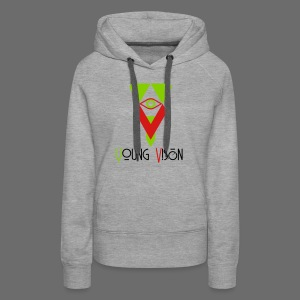 Young Vision - Women's Premium Hoodie