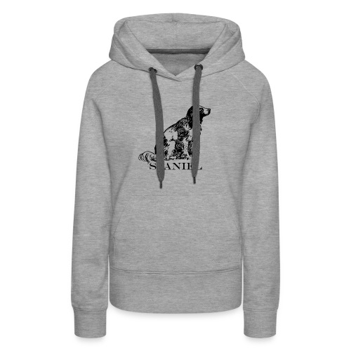 Spaniel - Women's Premium Hoodie