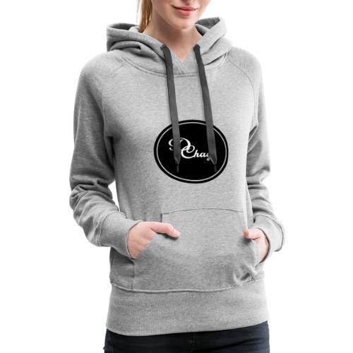 DChay Logo (Black) - Women's Premium Hoodie