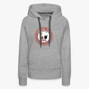 Dad Bros Retro Record - Women's Premium Hoodie