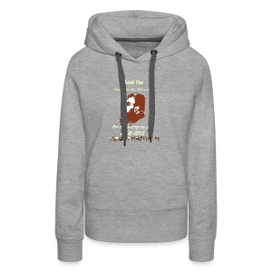 Thank You Wilhelm C. Roentgen - Women's Premium Hoodie