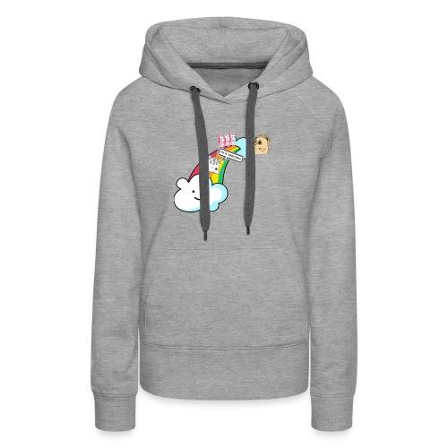 Unicorn Birthday, Unicorn Gift, Birthday Outfit - Women's Premium Hoodie