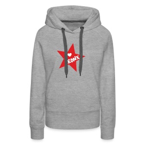 I Love The Bronx - Women's Premium Hoodie