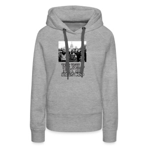 March for our lives - Women's Premium Hoodie