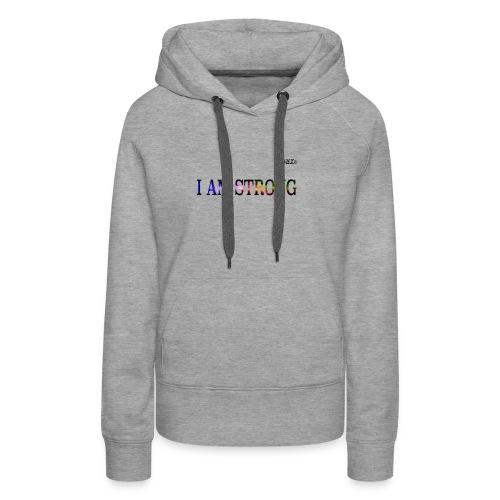 2 TSHIRT Print image - Women's Premium Hoodie