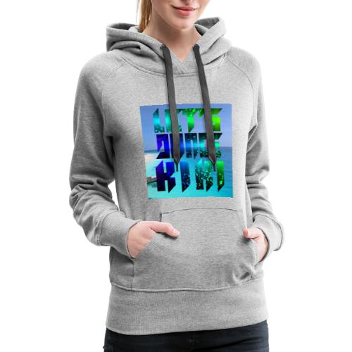 and finally lovers of this kiki dance for you - Women's Premium Hoodie