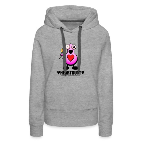 HeartButt - Women's Premium Hoodie