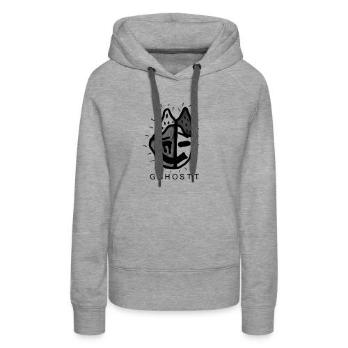 SPLIT GGHOSTT - Women's Premium Hoodie