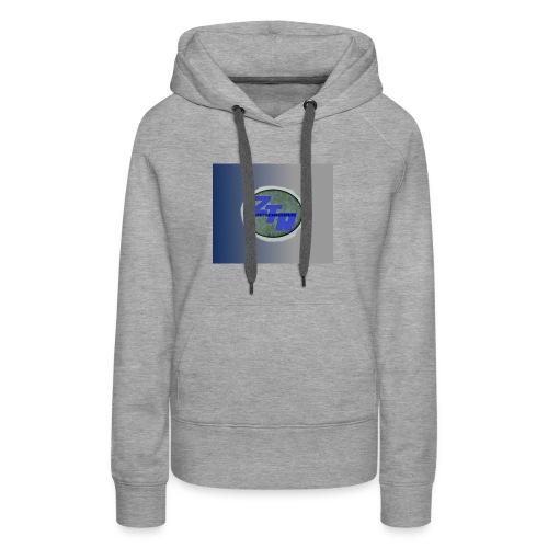 ZeroTechReview Merchandise - Women's Premium Hoodie