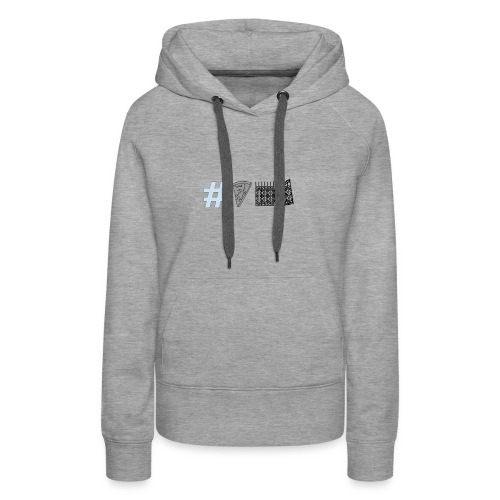 Untitled_drawing - Women's Premium Hoodie