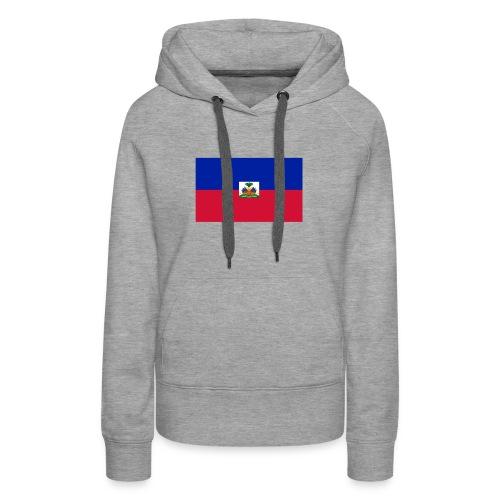 Haiti - Women's Premium Hoodie
