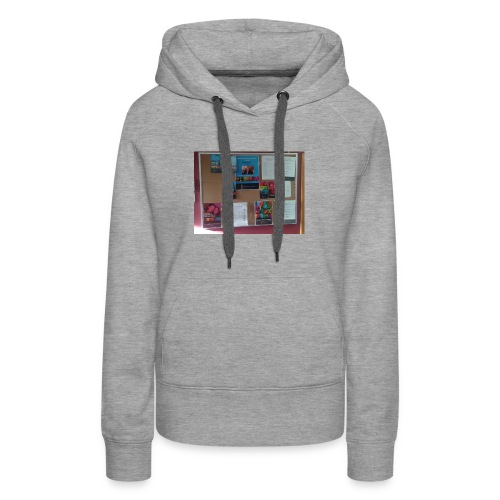 Life without barriers - Women's Premium Hoodie