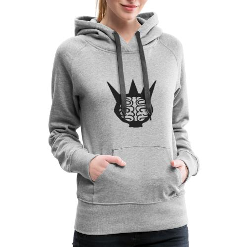 Nocturnal State of Mind - Women's Premium Hoodie