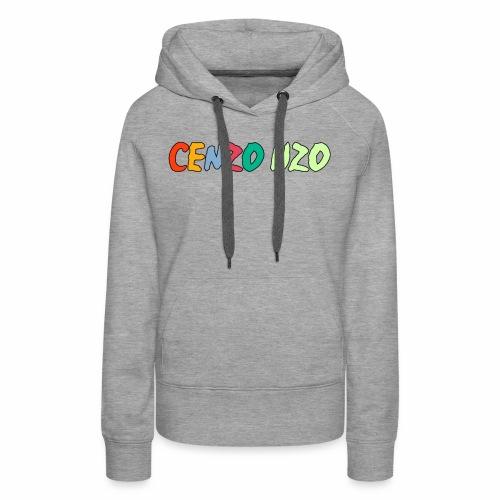 Cenzo NZO Merch - Women's Premium Hoodie
