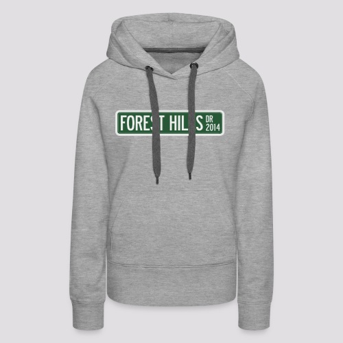2014 Forest Hills Drive - Women's Premium Hoodie