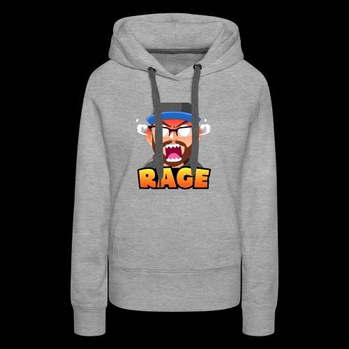 RAGE - Women's Premium Hoodie