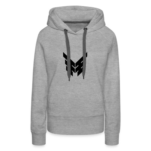 Logo Verz - Women's Premium Hoodie