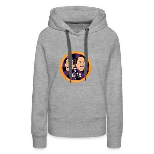 5 years of HHN - Women's Premium Hoodie