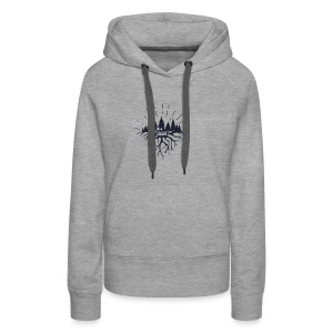 Keep the Wild in You T-shirts and Products - Women's Premium Hoodie