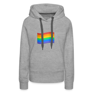 Pride Flag Collection - Women's Premium Hoodie