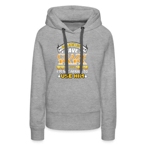 Limited Tshirt Edition for PAPA - Women's Premium Hoodie