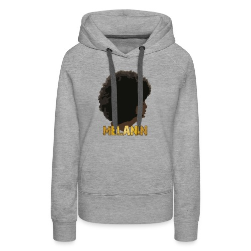 Melanin Addiction - Women's Premium Hoodie