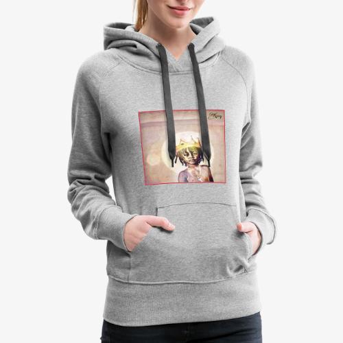 Album art work king kasey - Women's Premium Hoodie