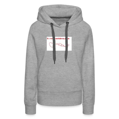 Lovestruckbyu.com - Women's Premium Hoodie