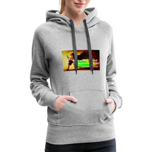 Dimebag Darryll Shredding - Women's Premium Hoodie