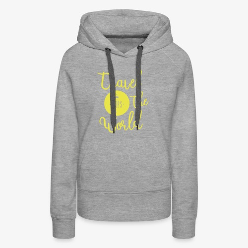 Trips Inc.™ 2017 T Shirt - Women's Premium Hoodie