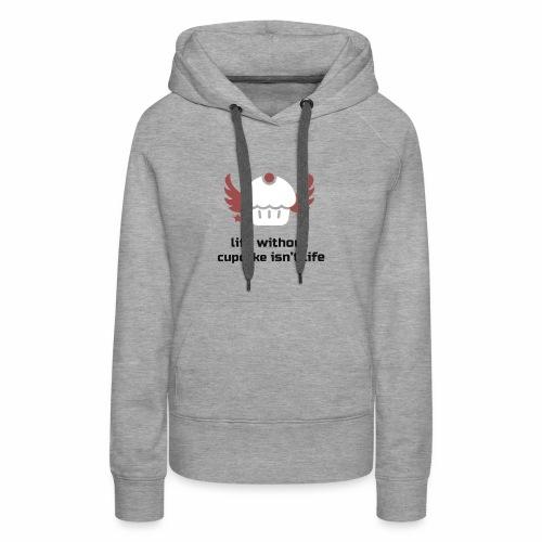 Cupcake T-Shirt - Women's Premium Hoodie
