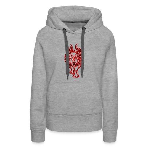 One Lione - Incoming - Women's Premium Hoodie
