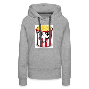 popcorn men - Women's Premium Hoodie