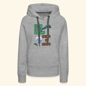 tsunamii244 merch designs market - Women's Premium Hoodie