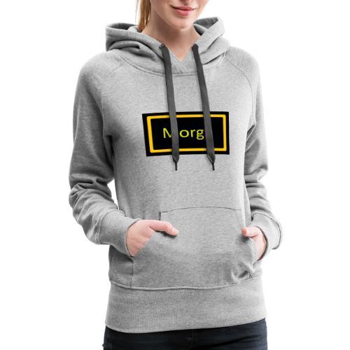 Morgz - Women's Premium Hoodie