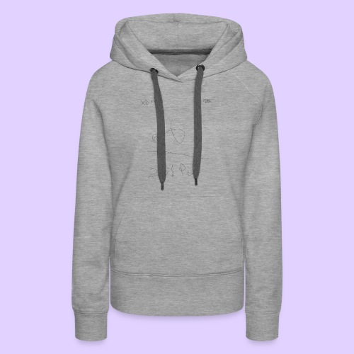 New Canvas.png - Women's Premium Hoodie