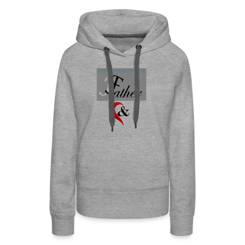 father n son 1 - Women's Premium Hoodie