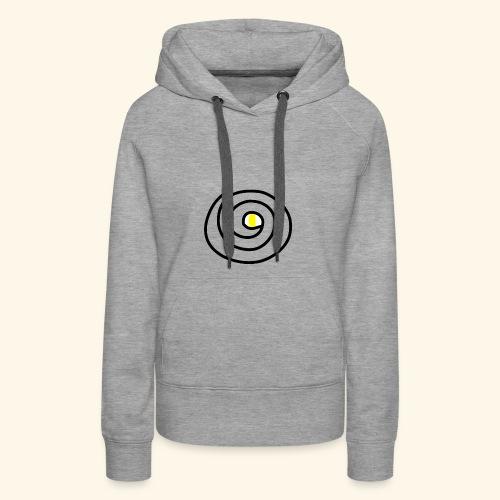 Eye Swirl - Women's Premium Hoodie