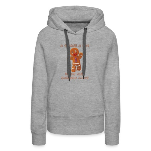 National Gingerbread Day - Women's Premium Hoodie