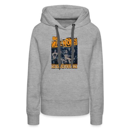 Have Nots original line up shirt 2 - Women's Premium Hoodie