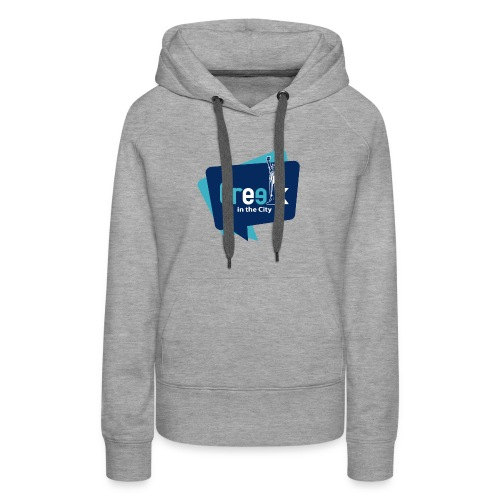 Greek in the City - Women's Premium Hoodie
