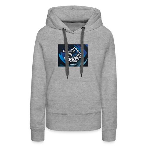 raidgear ipvp mascot - Women's Premium Hoodie